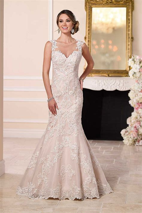 Wedding Dresses York by 6146 Wedding Dress From Stella York Hitched Co Uk