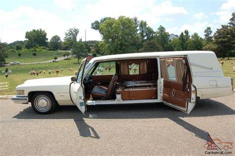 cadillac its cadillac hearse 1976 last of door models its 21 6