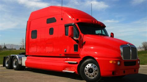 kenworth t stretched t 2000 kenworth custom sleeper youtube
