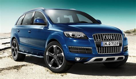 audi q7 s line package audi q7 new s line editions added to audi q7 line up