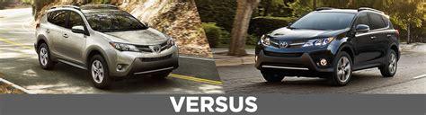 Toyota Rav4 Xle Vs Limited 2015 Rav 4 Xle Vs Limited Autos Post