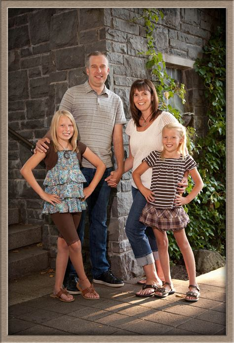 Outdoor Family Portraits by Outdoor Family Portrait Photography Www Imgkid The