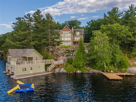 fairy lake boat rentals gorgeous recently built cottage boathouse homeaway