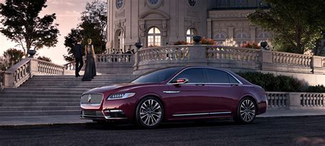 asian lincoln new lincoln continental makes its asian debut in china