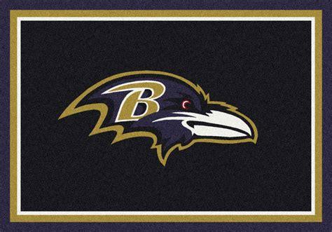 Ravens Rug by Baltimore Ravens Rug