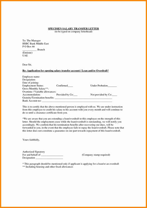 application letter for new bank account account transfer application letter amazing letter format