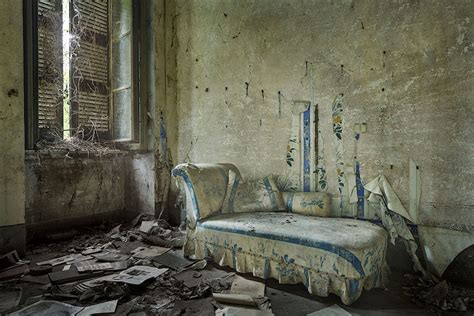 Sven Fennema by Photographer Shines Light On Forgotten Spaces Artistic