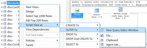 Synonyms For Table by Sql Server Is There Any Virtue Of Synonym For Table Or