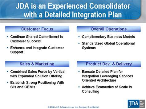 Jda Enterprise Planning by Agendajda Overviewq Aproduct Visiontransaction Rationaletransition Planning