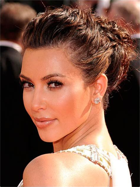 bridal hairstyles celebrities gorgeous and charming celebrity bun hairstyles ohh my my