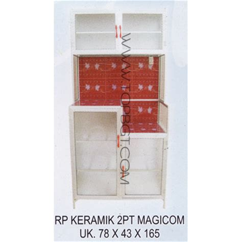 Rak Piring Magic 2 Pintu toko mebel furniture meubel harga springbed bed