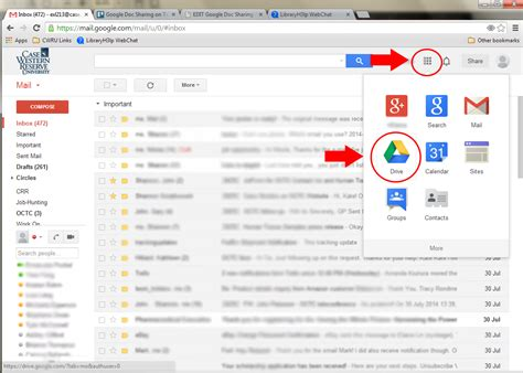 Gmail Spreadsheet by Access Docs Without Gmail Account And