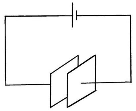 capacitor measured in joules capacitance aqa module 4