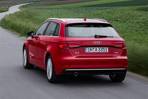 Neuer Audi A3 Preis by Audi A3 S3 Facelift 8v 2016 Erster Test Motoren Preise