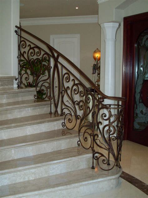 banister iron works interior ornamental iron work 187 v m iron works inc in