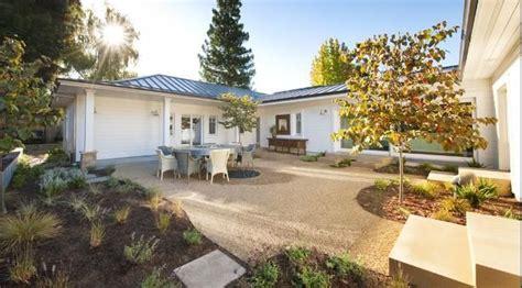 u shaped house with courtyard u shaped home courtyard home ideas our home pinterest