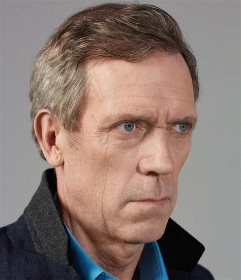 hugh laurie face to face with hugh laurie wsj