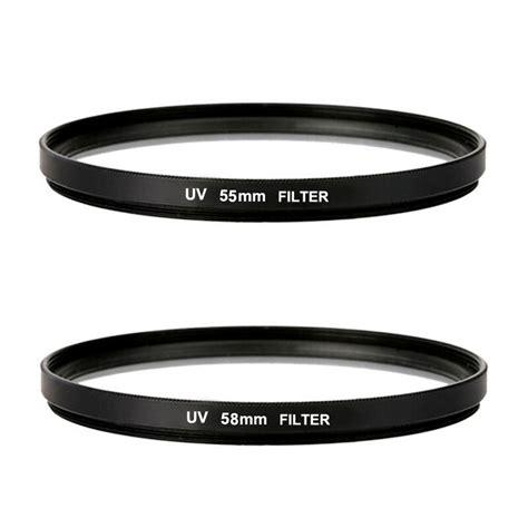 Filter Uv Canon 52mm uv ultra violet filter lens protector 52mm 55mm 58mm 62mm 67mm 72mm 77mm 82mm for canon