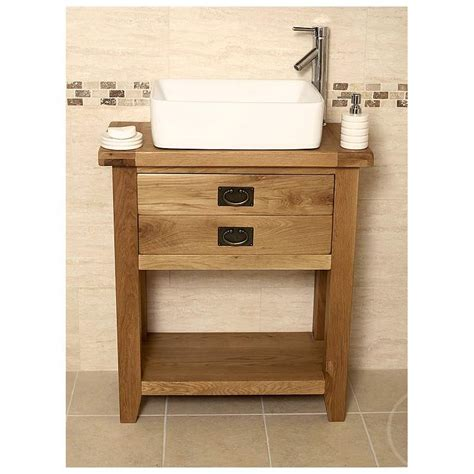 Valencia Bathroom Furniture 50 Traditional Oak Vanity Unit Bathroom Valencia