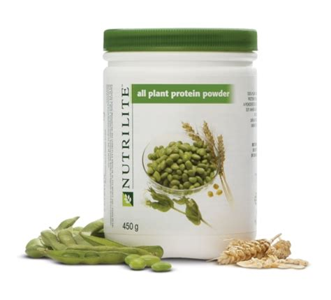 Nutrilite Protein Amway amway introduces nutrilite plant protein powder