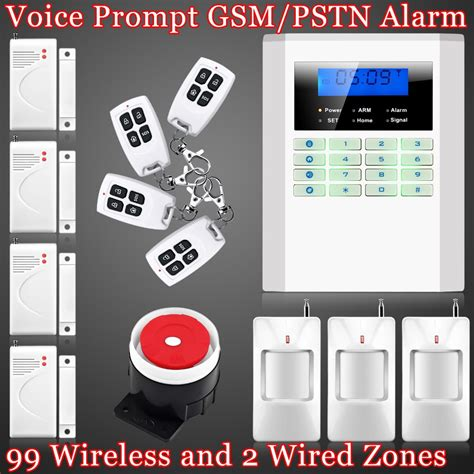 99 wireless defense zone wireless wired gsm pstn sms home