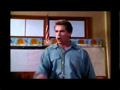 kindergarten cop there is no bathroom arnie says quot there is no bathroom quot for 6 minutes youtube