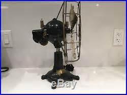 Antique Electric Hurricane Ls by 12 Tigre Hurricane D C 220 Volt Antique Electric Fan Of