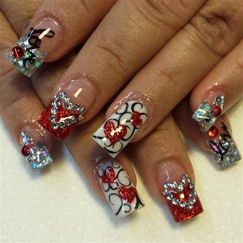 nail designs valentines day nail nail designs nail trends s day nails