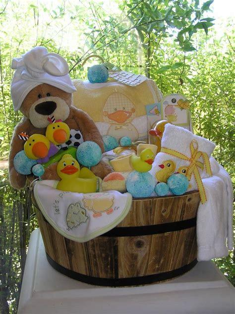 bathtub baby shower gift best 25 baby baskets ideas on pinterest baby gift