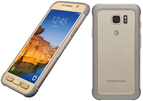 Samsung S7 Active Samsung Galaxy S7 Active With Snapdragon 820 4gb Ram
