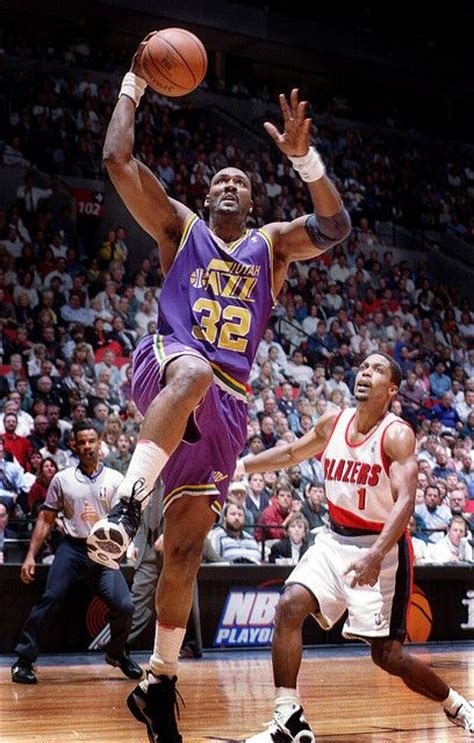 Ori Charles Jourdan 157 19 3 karl malone basketball
