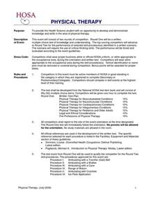 Occupational Therapy Assistant Sle Resume by Physical Therapist Assistant Resume The Best Resume