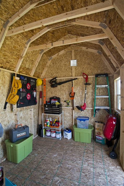 Diy Shed Organization by Organize Your Shed With Pegboards Shed Liquidators