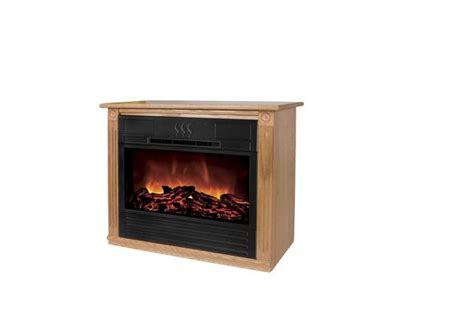 Amish Electric Heaters Fireplace by Amish Heat Surge