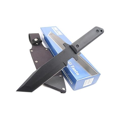 gi tanto knife couteau tactical bushcraft cold steel gi tanto lame acier