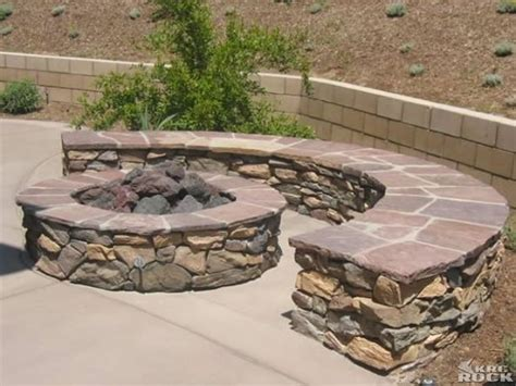 Nice Seating And Fire Pit Backyard Ideas For Az Living Firepit Seating