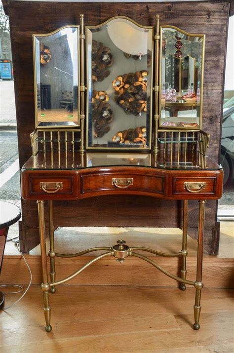 edwardian mahogany and brass vanity at 1stdibs