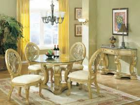 Round Formal Dining Room Sets by Formal Round Dining Room Sets Info Home And Furniture