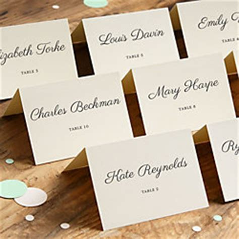 Wedding Place Cards Wedding Escort Cards Paper Source Wedding Seating Place Cards Template