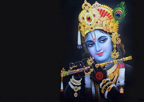 wallpaper krishna free download lord krishna wallpaper free download black background