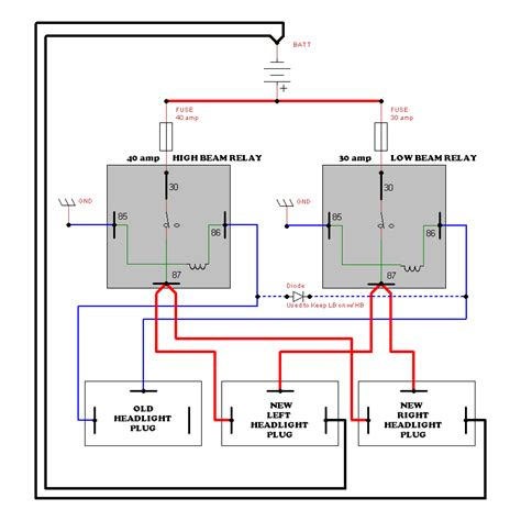 dorman relay socket wiring diagrams wiring diagram schemes
