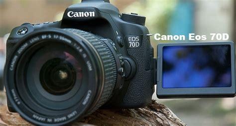 Kamera Dslr Canon Tahun spesifikasi dan harga kamera canon eos 70d tahun 2016