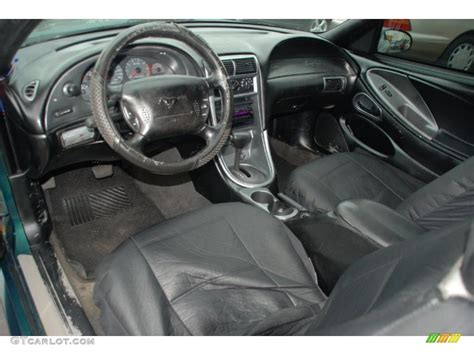 2000 Mustang Interior Colors by Charcoal Interior 2000 Ford Mustang V6 Coupe Photo