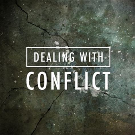12 Basic Tips For Dealing With Conflict by Jesus Step By Step Guide Church Coventry