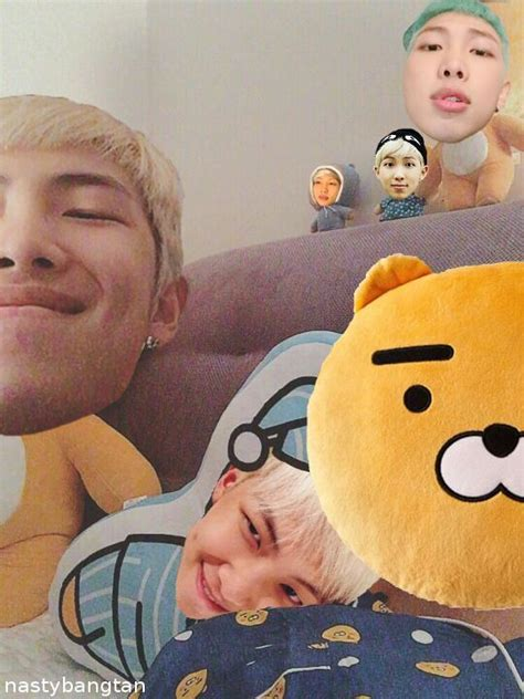 Kakao Friends Pyjamas bts namjoon k pop amino