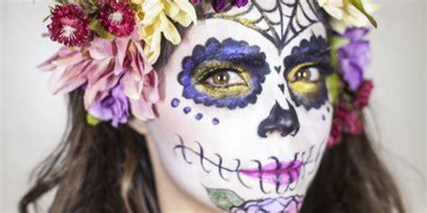 imagenes de catrina halloween maquillaje de catrina y peinado paso a paso soy moda
