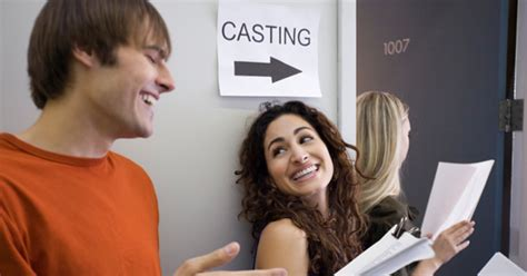 commercial actress salary how to properly behave during an acting audition explore