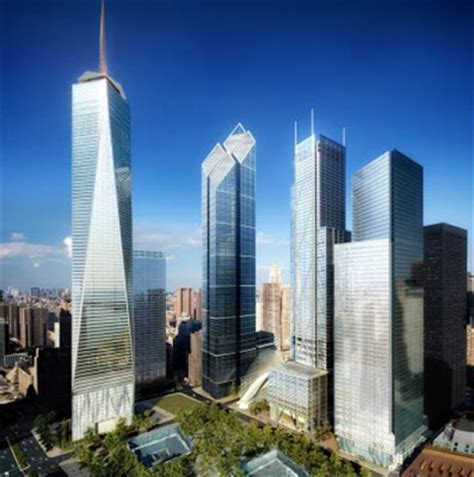100 floors level 58 tower new world trade center reaches 100 floors only 4 more to