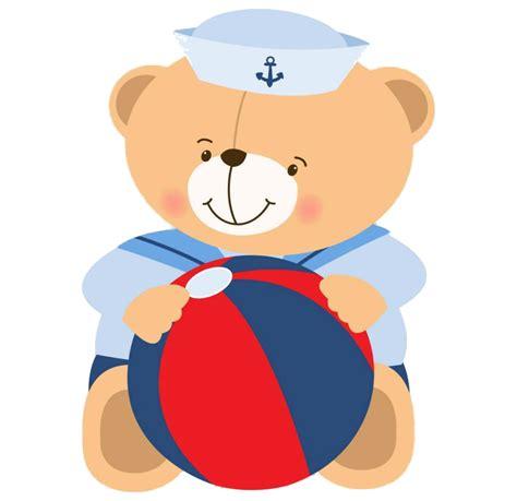 Sailor Bear Clip Art.   Oh My Baby!