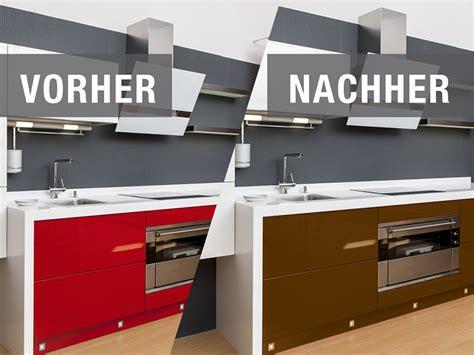 küchenfronten streichen vorher nachher papierleuchten